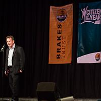 Chris White at the 2013 gala.